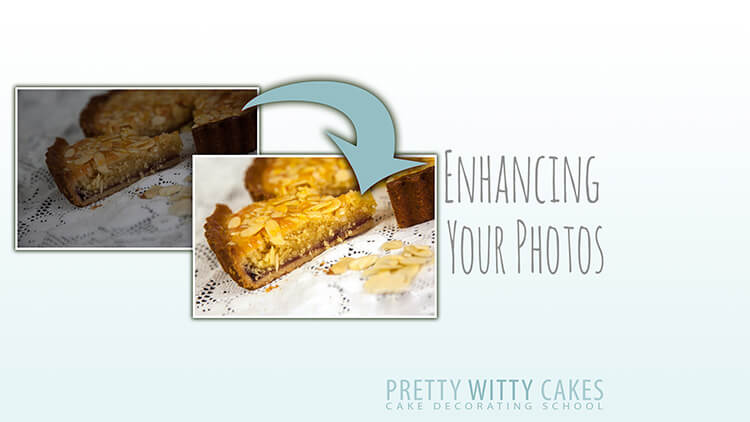 Enhancing Food photos