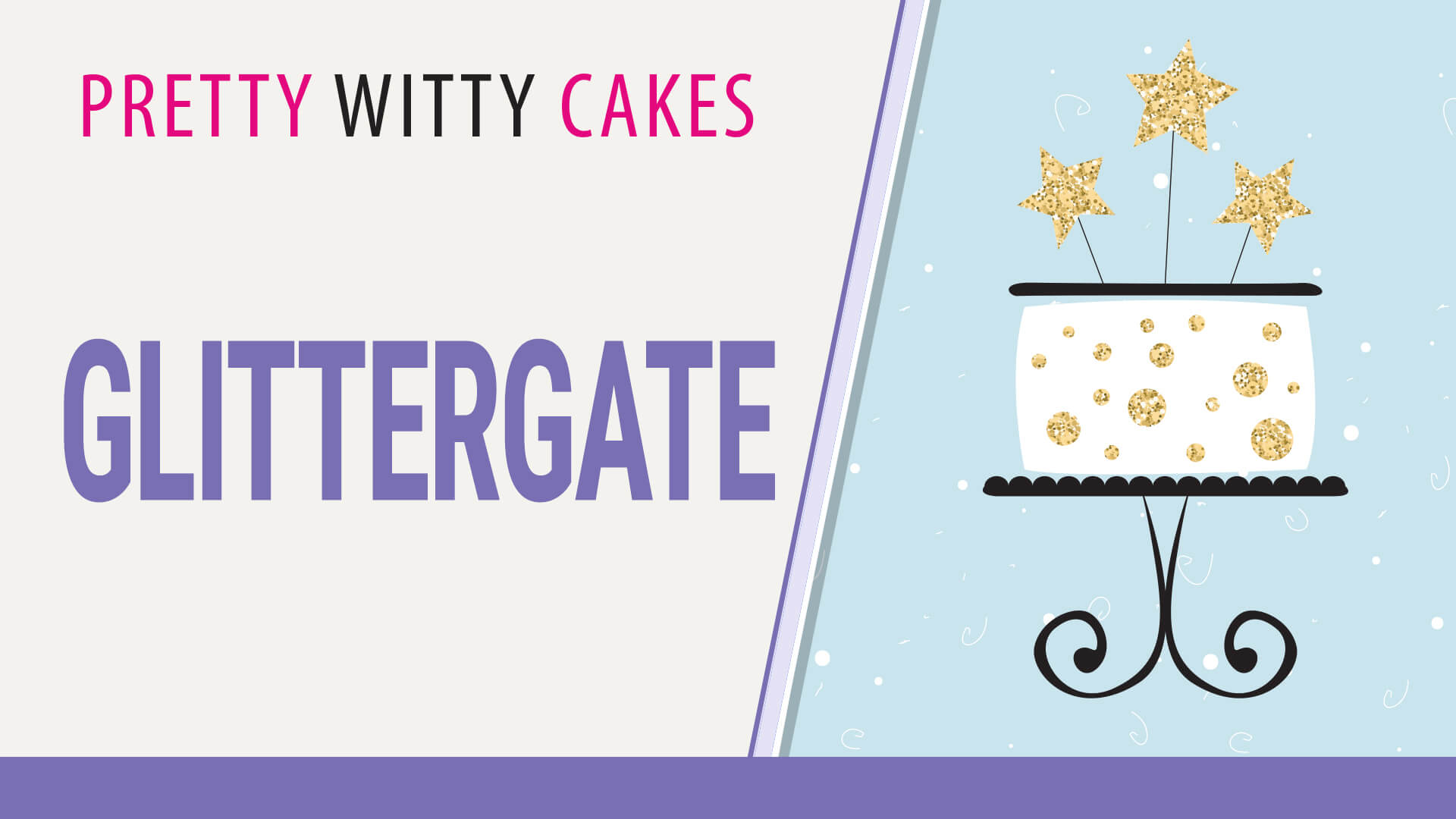 Glittergate: Which Dusts and Lustres Can I Use on Cakes?