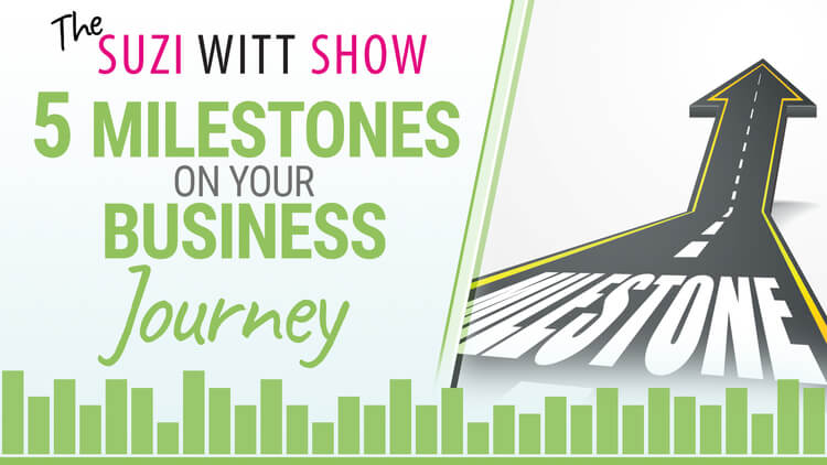5 milestones on your business journey