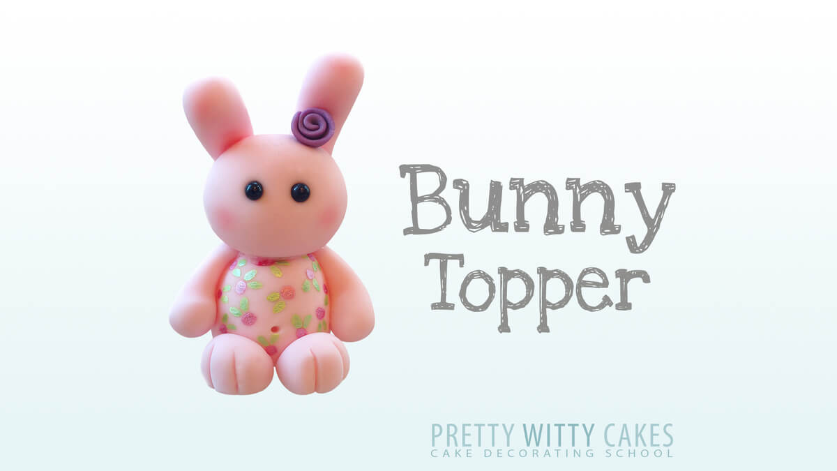 Bunny Topper