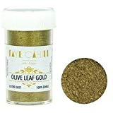 Faye Cahill Olive Leaf Gold