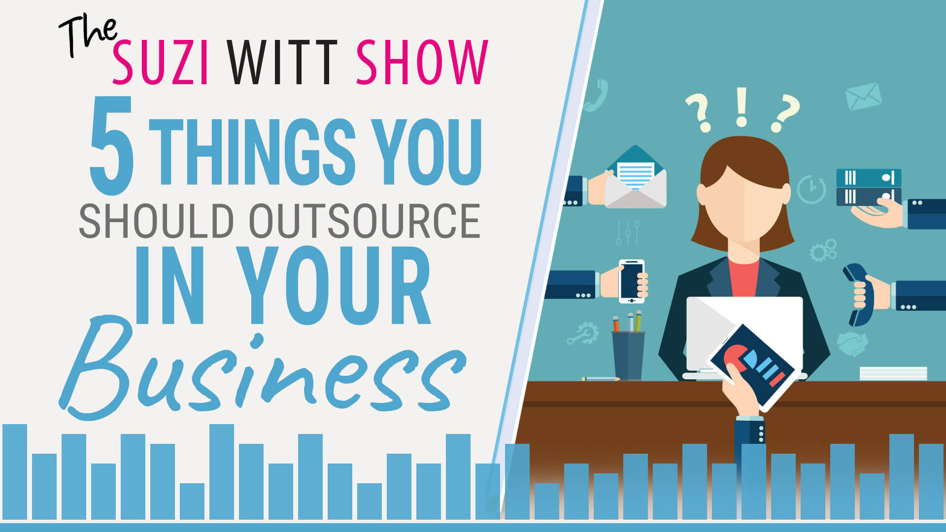 5 Things in Your Business You Should Outsource