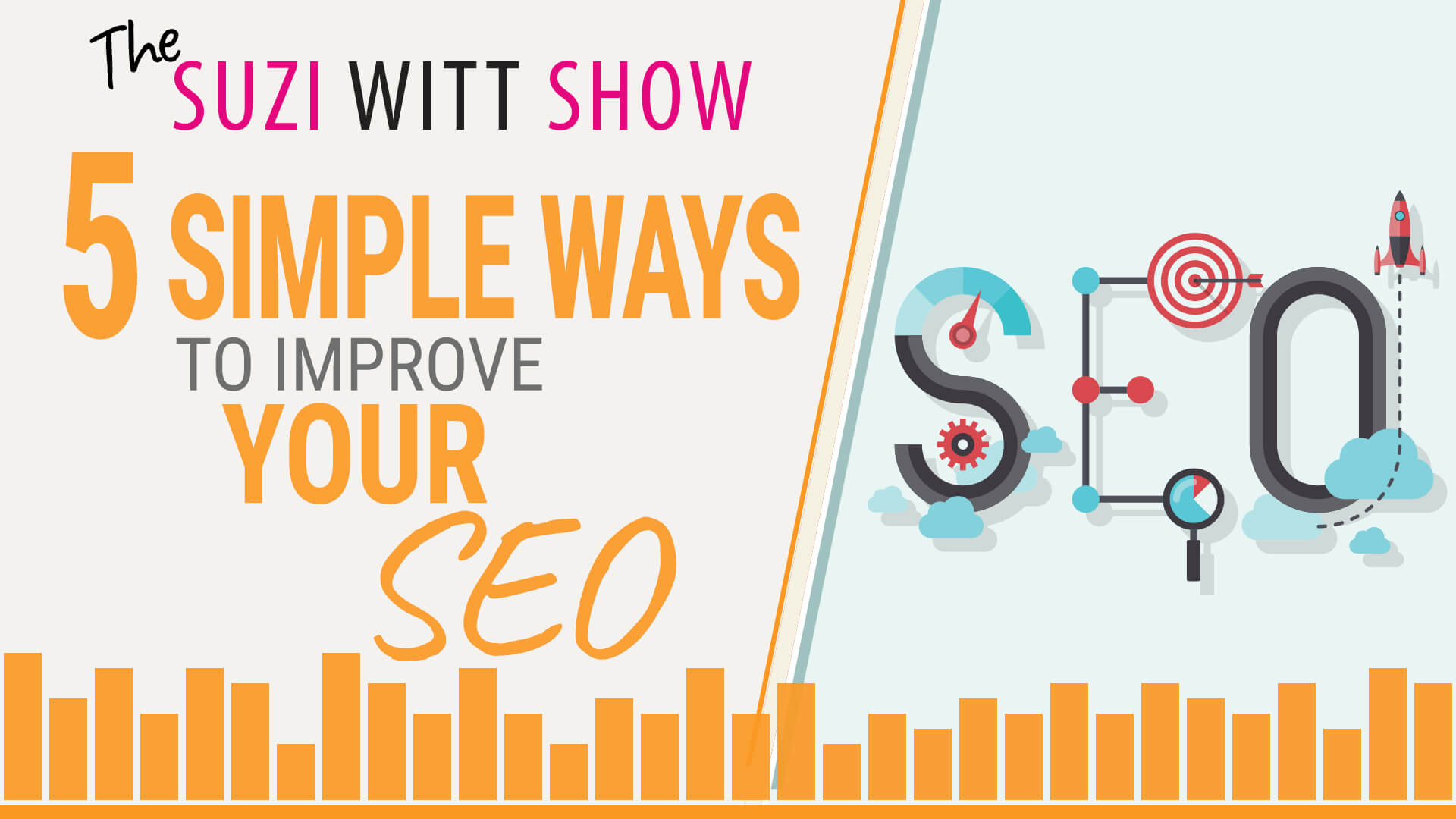 5 Simple Ways to Improve Your SEO