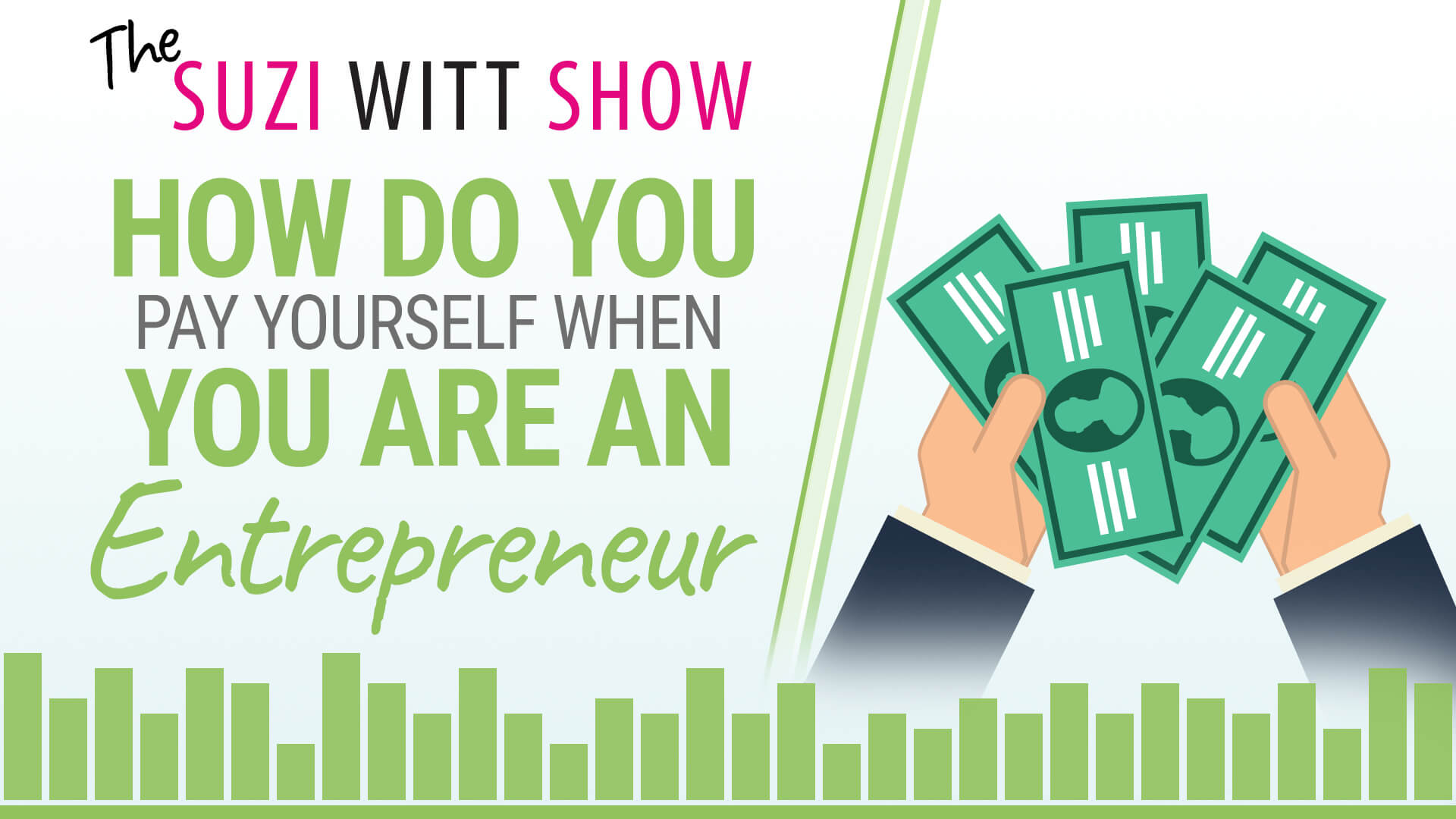 How do you pay yourself when you are an entrepreneur?