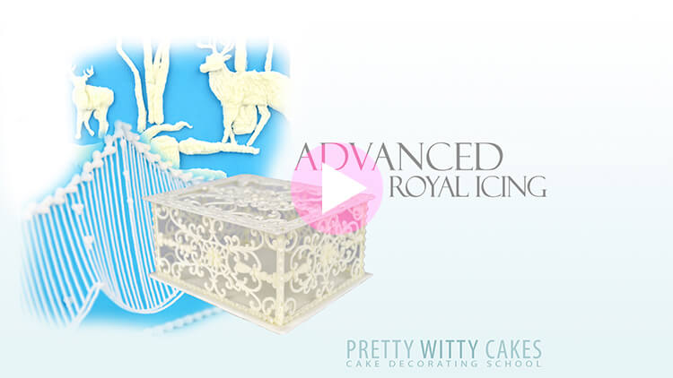 Advanced Royal Icing