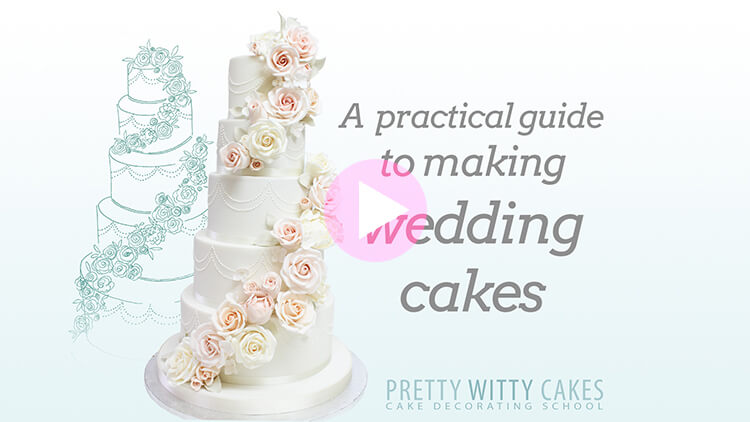 Practical Guide to Wedding Cakes
