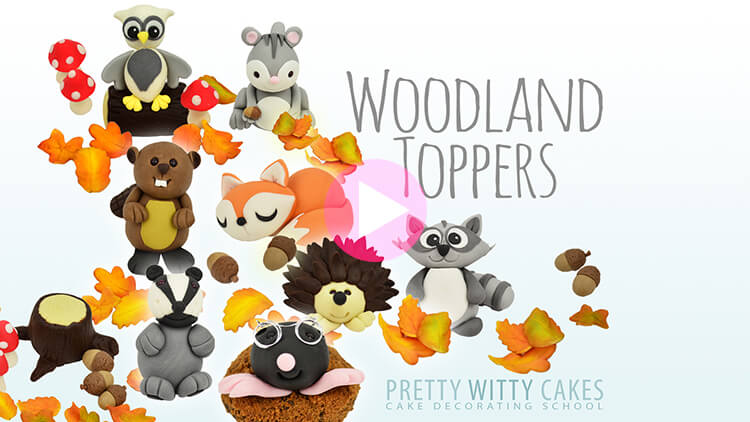 Woodland Toppers