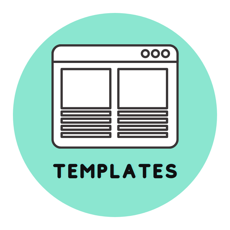 templates and downloads